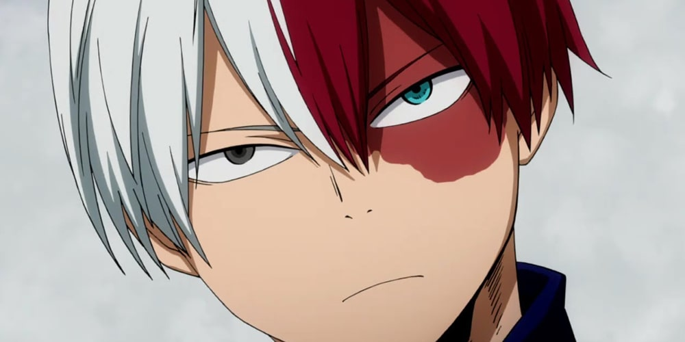 Shoto Todoroki My Hero Academia